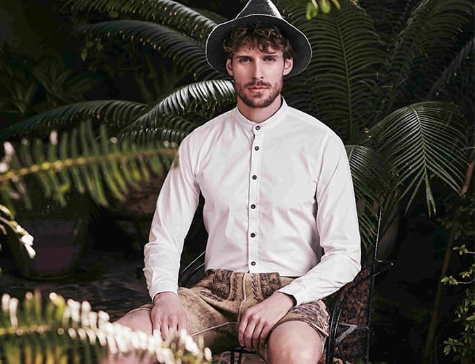 Discover our Bavarian Shirts